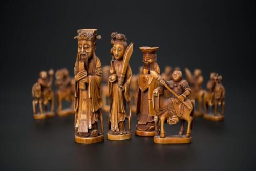 Mao Zedong's chess set