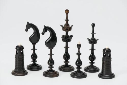 Шахматы в стиле «Селенус»